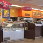 Baskin Robbins InteriorChicago, Illinois